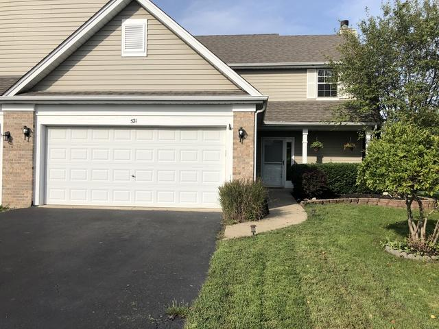 521 Northgate Circle, Oswego, IL 60543 (MLS #10067331) :: Leigh Marcus | @properties