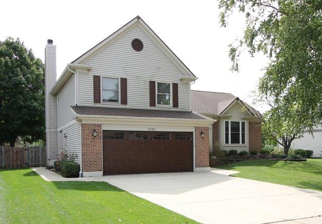 1542 Madison Drive, Buffalo Grove, IL 60089 (MLS #10084817) :: The Wexler Group at Keller Williams Preferred Realty