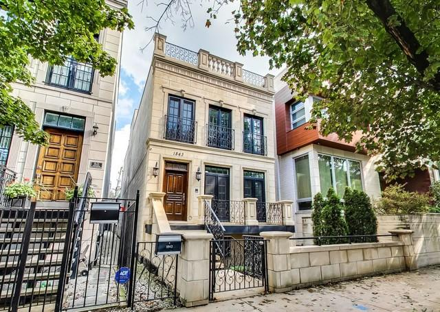 1843 N Winchester Avenue, Chicago, IL 60622 (MLS #10108046) :: Leigh Marcus | @properties