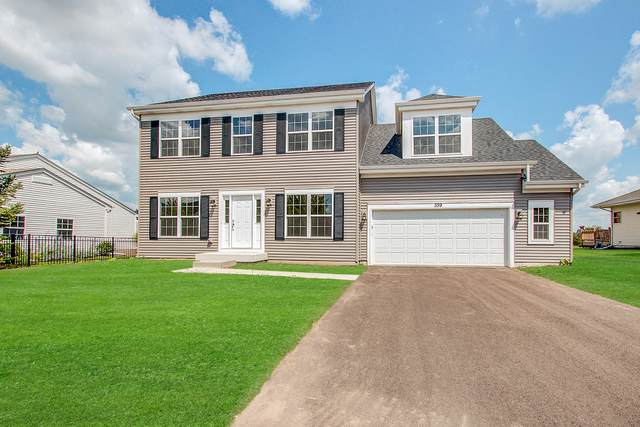 339 E Becker Place, Sycamore, IL 60178 (MLS #10122621) :: Berkshire Hathaway HomeServices Snyder Real Estate