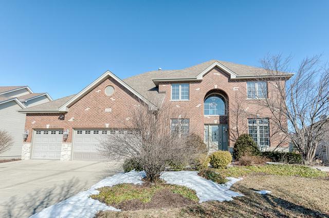 406 Deerfield Drive, Oswego, IL 60543 (MLS #10171524) :: Helen Oliveri Real Estate