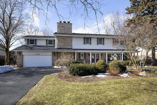 1322 Candlewood Hill Road, Northbrook, IL 60062 (MLS #10251214) :: Baz Realty Network   Keller Williams Preferred Realty