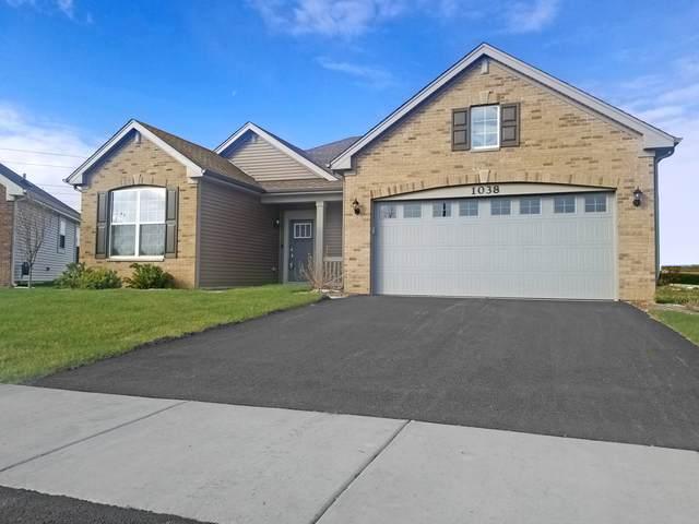1038 Honey Locust Drive, Crystal Lake, IL 60012 (MLS #10260397) :: John Lyons Real Estate