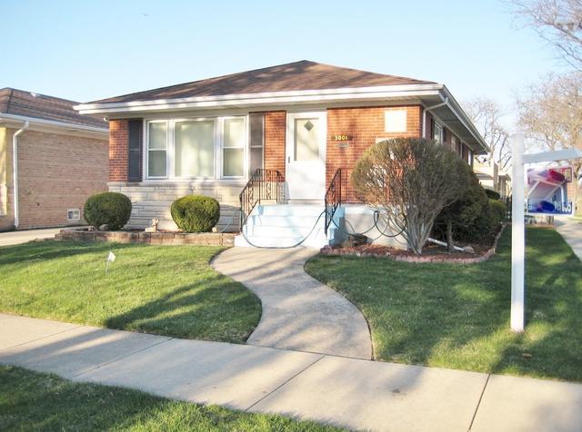5001 N Leonard Drive, Norridge, IL 60706 (MLS #10266611) :: The Dena Furlow Team - Keller Williams Realty