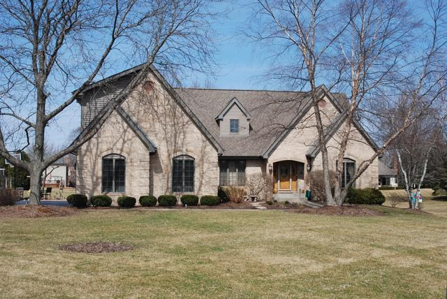 214 Red Bud Circle, Sleepy Hollow, IL 60118 (MLS #10322553) :: Janet Jurich Realty Group
