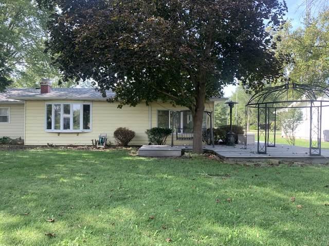 306 S Hislop Drive, Cissna Park, IL 60924 (MLS #10344936) :: Ryan Dallas Real Estate