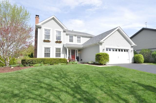 512 Tall Grass Circle, Lake Zurich, IL 60047 (MLS #10372308) :: The Perotti Group | Compass Real Estate