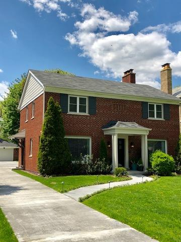 1306 Jackson Avenue, River Forest, IL 60305 (MLS #10378861) :: Berkshire Hathaway HomeServices Snyder Real Estate