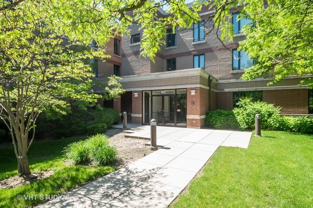 891 Central Avenue #101, Highland Park, IL 60035 (MLS #10415923) :: The Dena Furlow Team - Keller Williams Realty