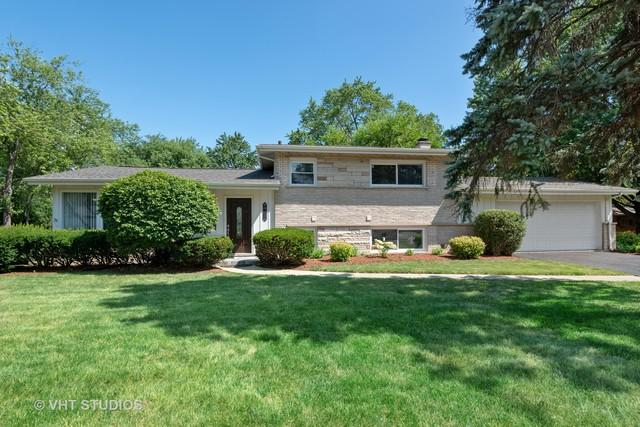 401 Elm Street, Glenview, IL 60025 (MLS #10441522) :: The Perotti Group | Compass Real Estate