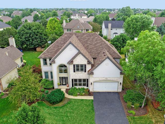 809 W Thornwood Drive, South Elgin, IL 60177 (MLS #10452906) :: Berkshire Hathaway HomeServices Snyder Real Estate