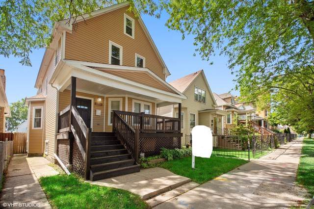 4706 N Springfield Avenue, Chicago, IL 60625 (MLS #10505162) :: Property Consultants Realty