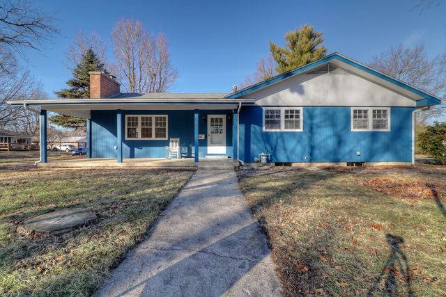 502 E Harding Drive, Urbana, IL 61801 (MLS #10513945) :: Angela Walker Homes Real Estate Group