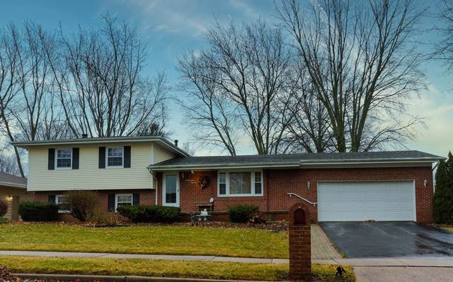 2909 Dodge Drive, Bloomington, IL 61704 (MLS #10607931) :: Property Consultants Realty