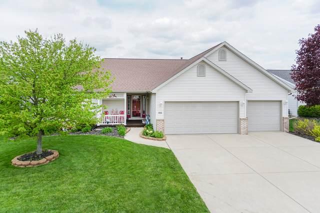 312 Covey Court, Normal, IL 61761 (MLS #10619265) :: Ryan Dallas Real Estate