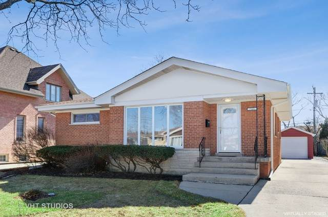 7141 W Wright Terrace, Niles, IL 60714 (MLS #10651682) :: Baz Network   Keller Williams Elite