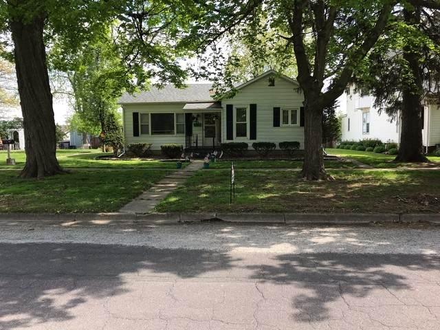 160 E 1st Street, El Paso, IL 61738 (MLS #10652721) :: Property Consultants Realty