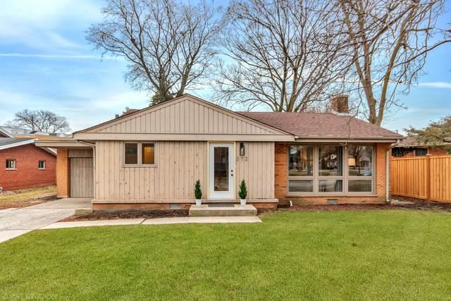 312 E Huntington Lane, Elmhurst, IL 60126 (MLS #10668745) :: Property Consultants Realty