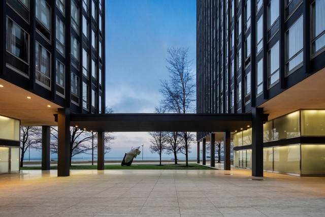 880 N Lake Shore Drive 4H, Chicago, IL 60611 (MLS #10672435) :: Property Consultants Realty