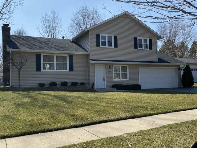 589 Arthur Drive, Cary, IL 60013 (MLS #10675188) :: Angela Walker Homes Real Estate Group