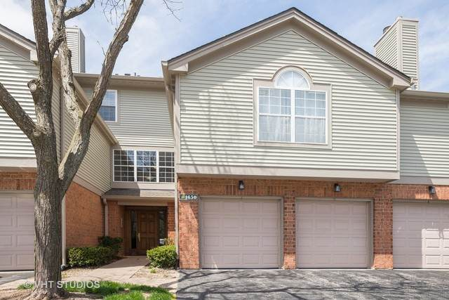 1650 White Oak Lane #6, Schaumburg, IL 60195 (MLS #10706648) :: Angela Walker Homes Real Estate Group