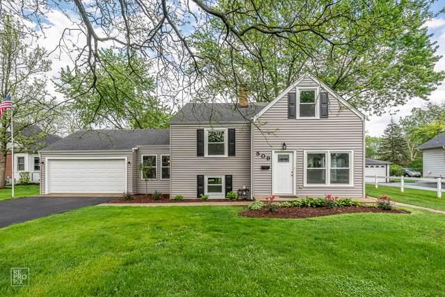 509 S Monterey Avenue, Villa Park, IL 60181 (MLS #10712175) :: Angela Walker Homes Real Estate Group