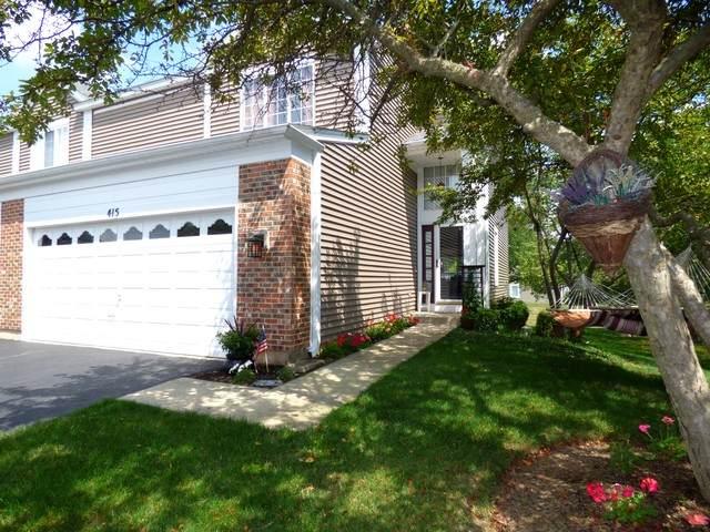 415 Spaulding Road, Bartlett, IL 60103 (MLS #10794942) :: John Lyons Real Estate