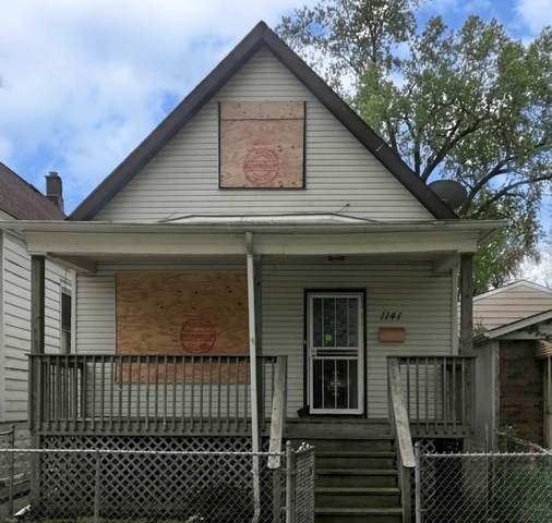 1141 E 81st Street, Chicago, IL 60619 (MLS #10800596) :: Angela Walker Homes Real Estate Group
