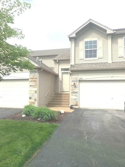 1901 Misty Ridge Lane #1901, Aurora, IL 60503 (MLS #11093494) :: O'Neil Property Group