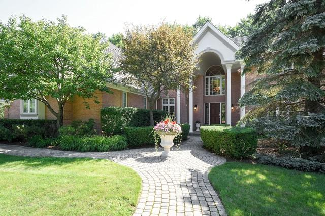 1610 Mulberry Drive, Libertyville, IL 60048 (MLS #09830833) :: The Dena Furlow Team - Keller Williams Realty