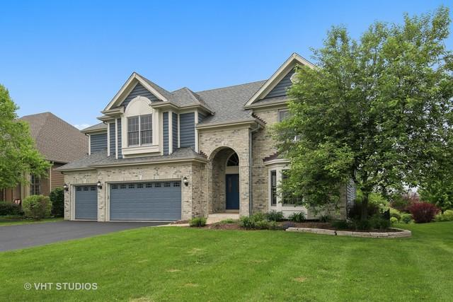 458 Pheasant Hill Drive, North Aurora, IL 60542 (MLS #09856029) :: The Dena Furlow Team - Keller Williams Realty