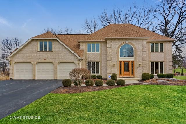1617 Imperial Circle, Naperville, IL 60563 (MLS #09904182) :: The Jacobs Group