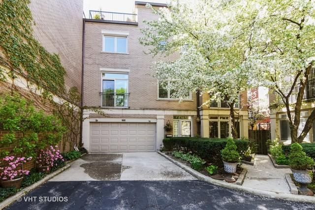2700 N Southport Avenue A, Chicago, IL 60614 (MLS #09961224) :: The Saladino Sells Team