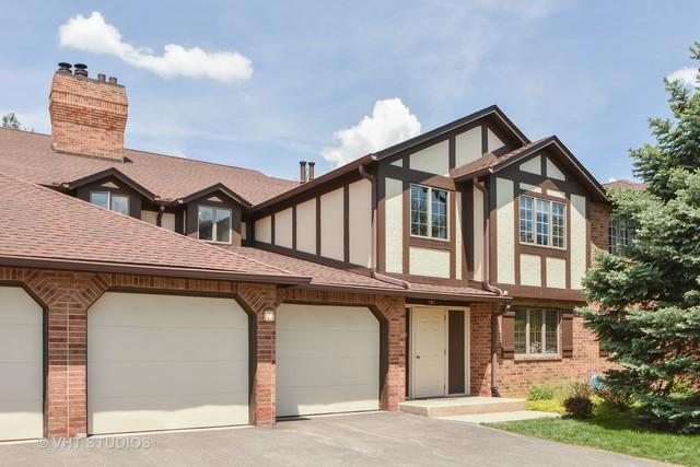 7812 W Golf Drive 2B, Palos Heights, IL 60463 (MLS #09963816) :: The Dena Furlow Team - Keller Williams Realty