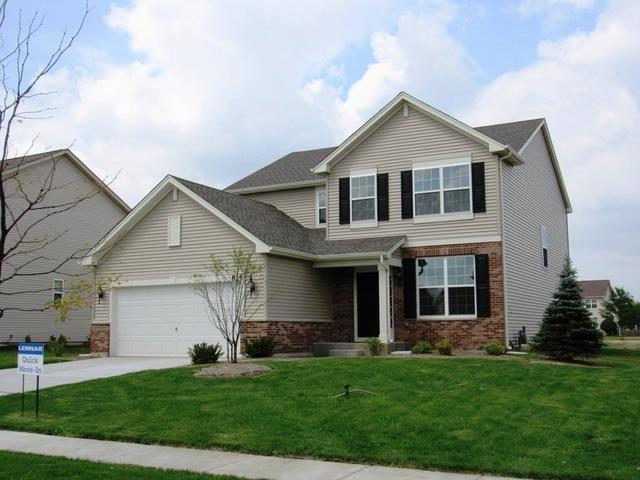 814 Farmstead Lane, Shorewood, IL 60404 (MLS #10045598) :: Touchstone Group