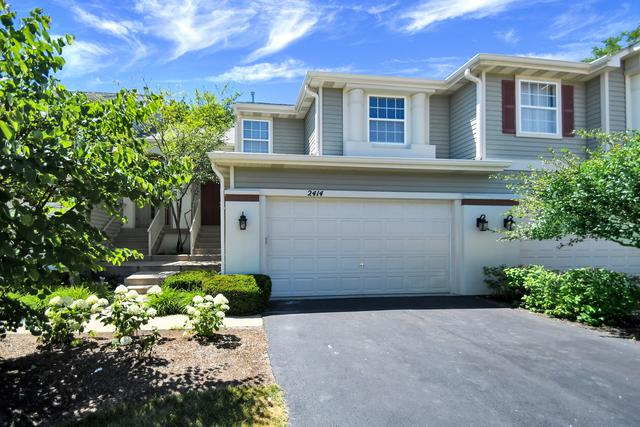 2414 Palazzo Drive, Buffalo Grove, IL 60089 (MLS #10082041) :: Baz Realty Network | Keller Williams Preferred Realty