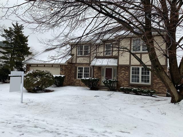 1236 Sunnybrook Drive, Naperville, IL 60540 (MLS #10118593) :: HomesForSale123.com