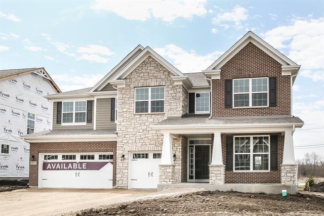 3415 Elsie  Lot# 39 Lane, Hoffman Estates, IL 60192 (MLS #10127551) :: Berkshire Hathaway HomeServices Snyder Real Estate