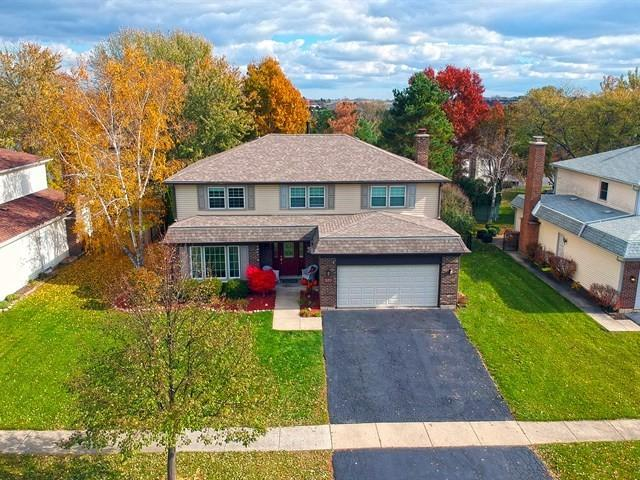 570 Cortland Drive, Lake Zurich, IL 60047 (MLS #10129281) :: Baz Realty Network | Keller Williams Preferred Realty
