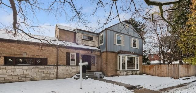 3435 W Ardmore Avenue, Chicago, IL 60659 (MLS #10135246) :: The Spaniak Team
