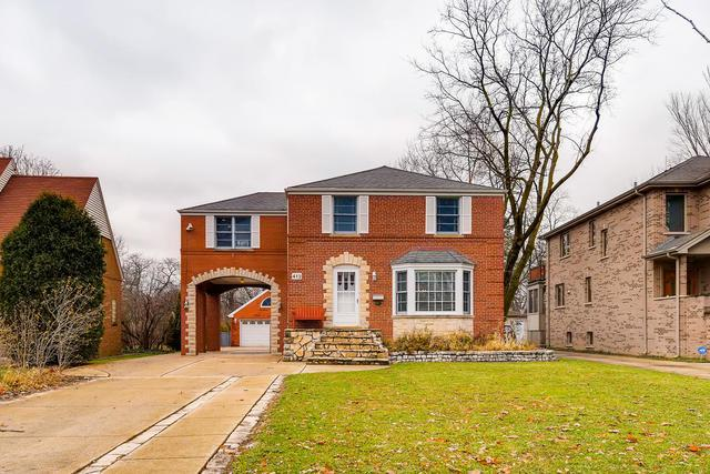 412 Uvedale Road, Riverside, IL 60546 (MLS #10144323) :: The Wexler Group at Keller Williams Preferred Realty