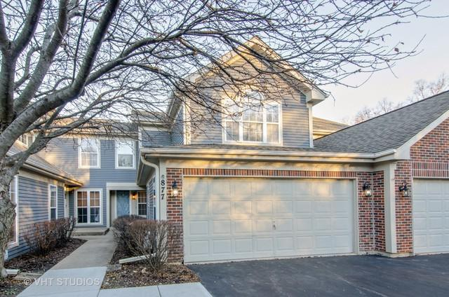 877 Wembley Court #877, Elgin, IL 60120 (MLS #10161203) :: Baz Realty Network | Keller Williams Preferred Realty