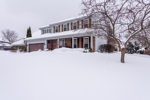 1708 Cedar Glen Drive, Libertyville, IL 60048 (MLS #10259239) :: The Dena Furlow Team - Keller Williams Realty
