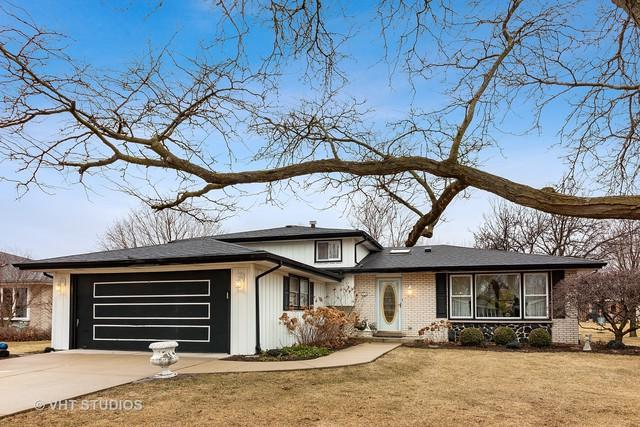 9S222 Florence Avenue, Downers Grove, IL 60516 (MLS #10310134) :: The Dena Furlow Team - Keller Williams Realty