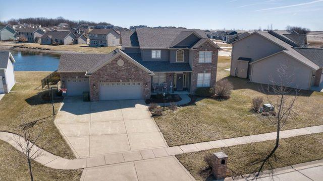 1806 Horizon Court, Mahomet, IL 61853 (MLS #10317130) :: Ryan Dallas Real Estate