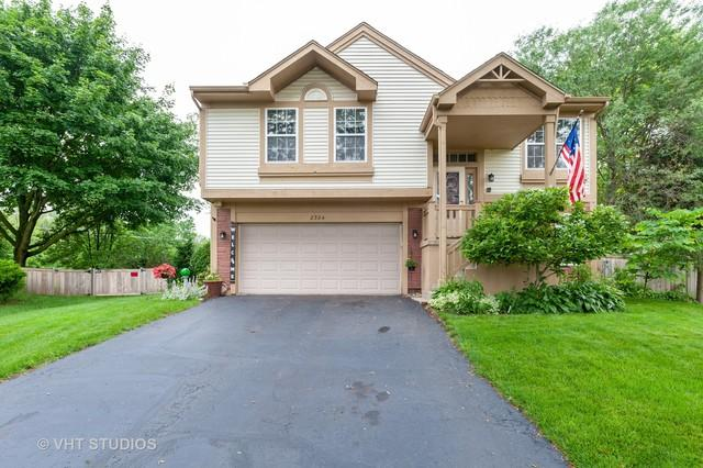 2384 Fox Chase Circle, Round Lake Beach, IL 60073 (MLS #10361295) :: The Wexler Group at Keller Williams Preferred Realty