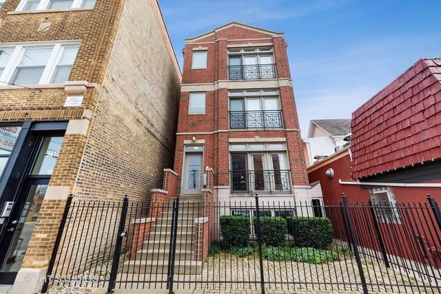 5617 W Lawrence Avenue #1, Chicago, IL 60630 (MLS #10550439) :: Baz Realty Network | Keller Williams Elite