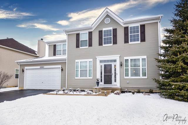 2593 Savanna Drive, Wauconda, IL 60084 (MLS #10593029) :: Angela Walker Homes Real Estate Group