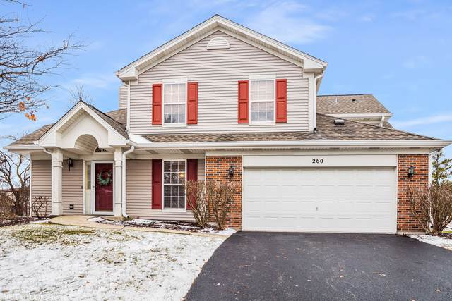 260 Wildspring Court, Itasca, IL 60143 (MLS #10612340) :: BN Homes Group