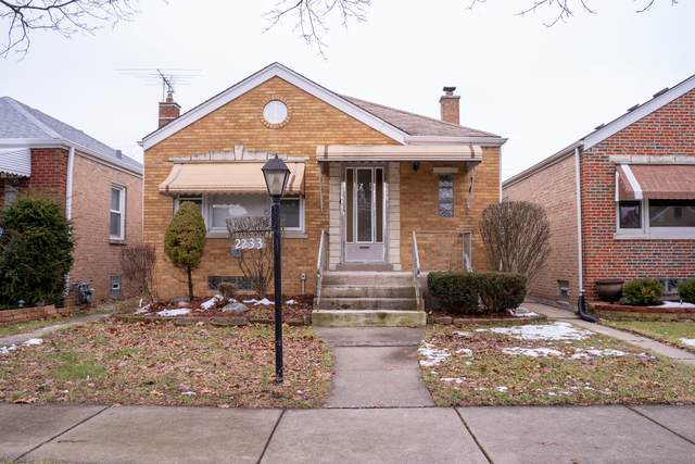 2233 Forest Avenue, North Riverside, IL 60546 (MLS #10622682) :: Angela Walker Homes Real Estate Group